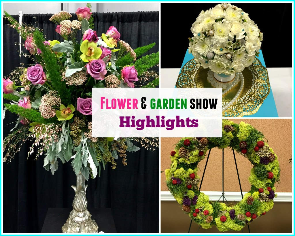 Flower and garden show cover