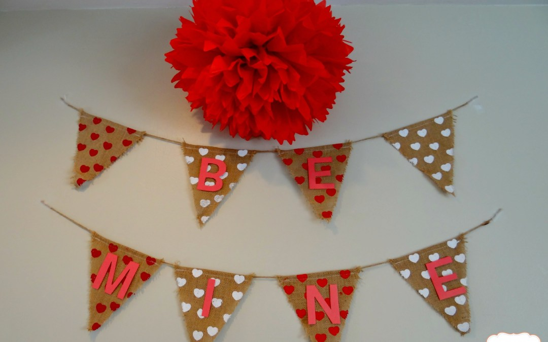 Valentine's Day Table Display