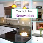 Our Kitchen Renovation