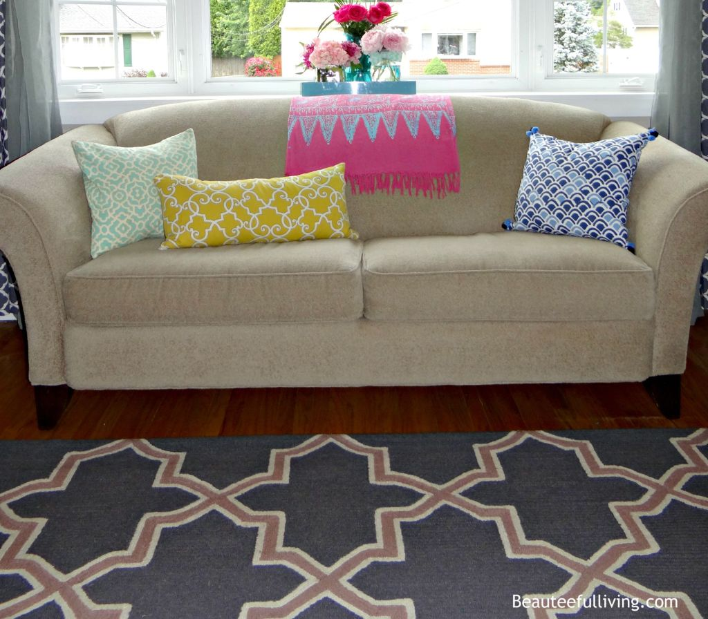 Living room rug - Beauteeful Living