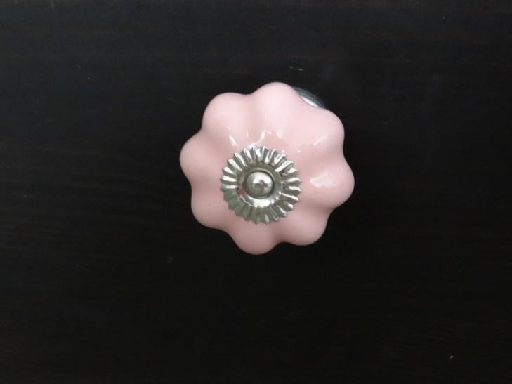 Pink Vintage drawer pulls