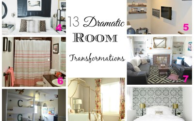 13 Dramatic Room Transformations
