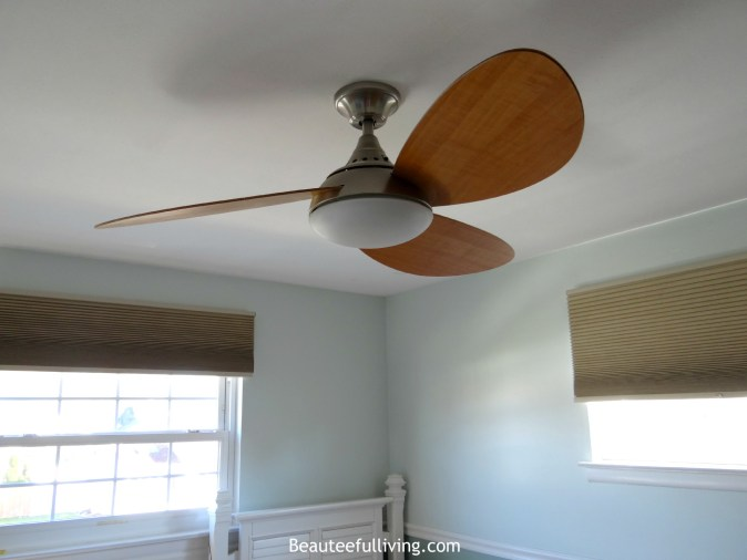 Allen B Roth Ceiling Fan - Beauteeful Living