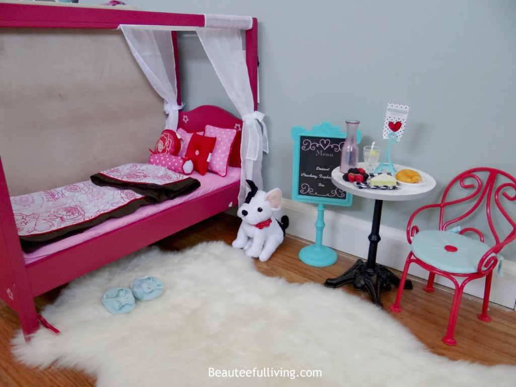 American Girl Doll Play Area - Beauteeful Living
