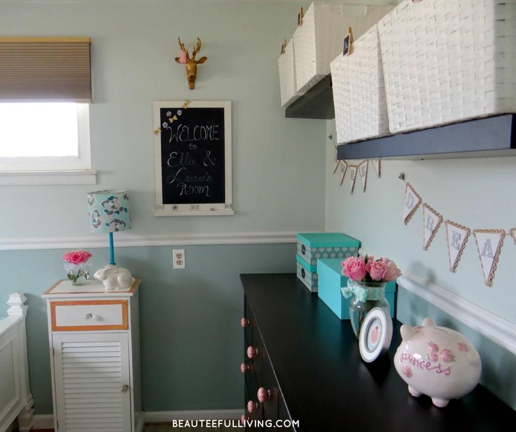 Dresser area view from door - Beauteeful Living