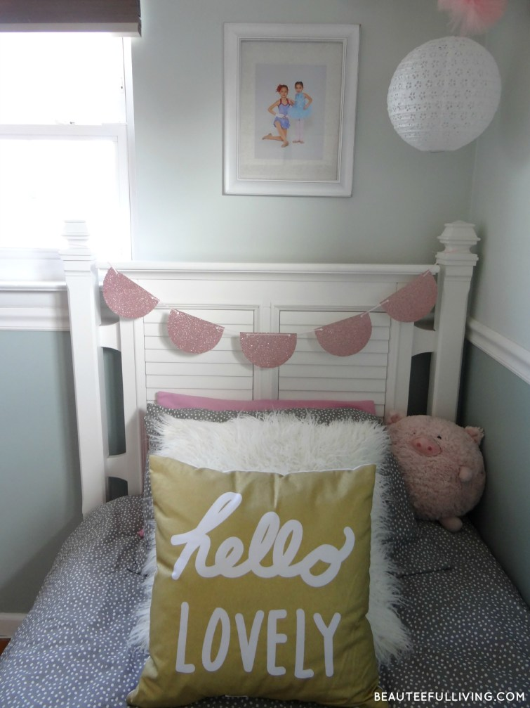 Girls Room Pillows - Beauteeful Living