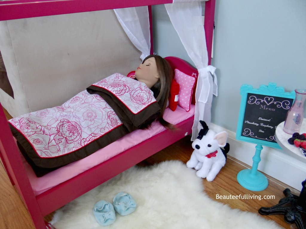 Grace Thomas Doll - Beauteeful Living