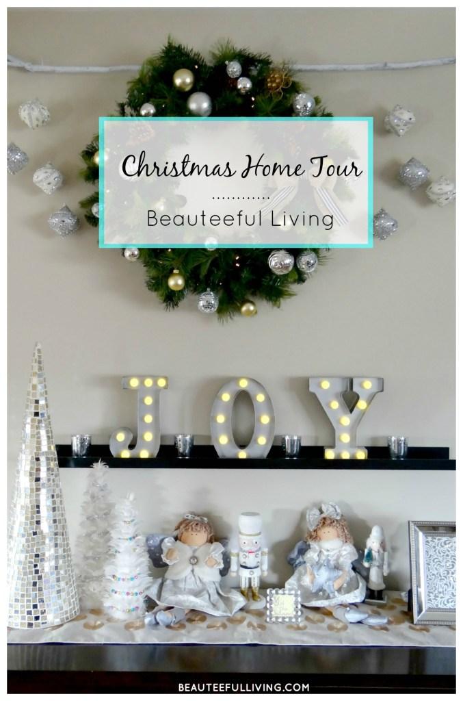 Christmas Home Tour - Beauteeful Living