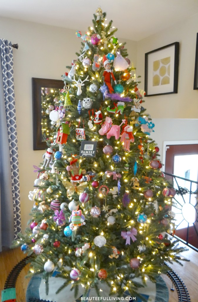 Christmas Tree - Beauteeful Living