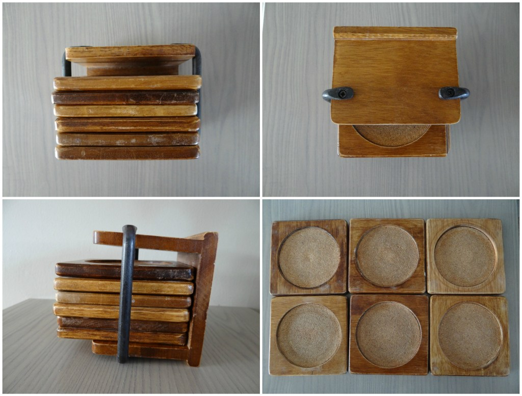 Old Coasters - thrift flip