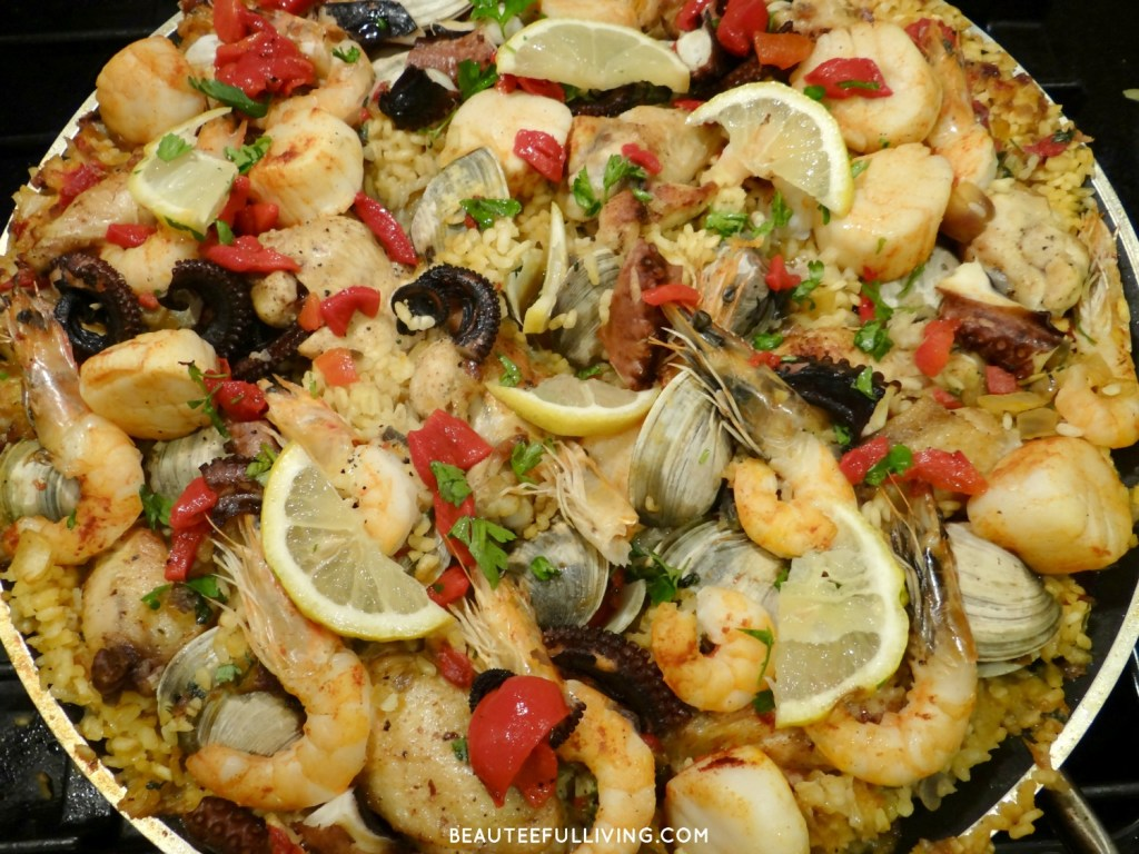 Paella - Beauteeful Living