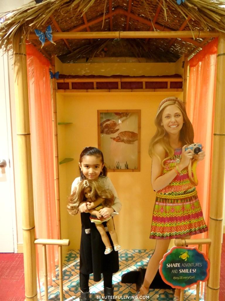 Lauren with Lea Clark