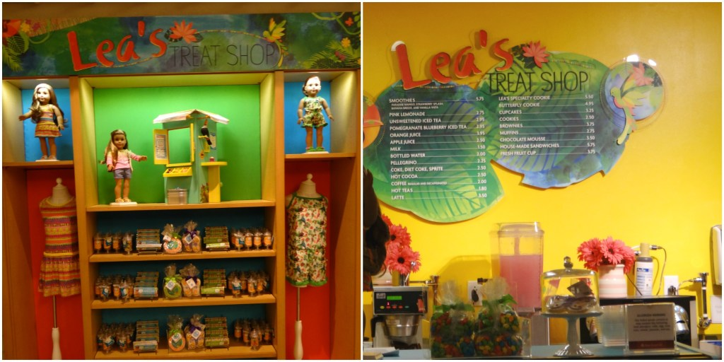 Lea Clark Treat Shop