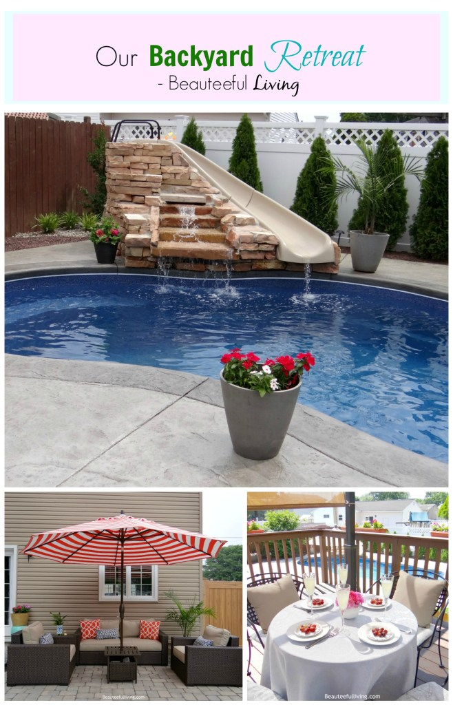 Backyard Retreat Pin - Beauteeful Living