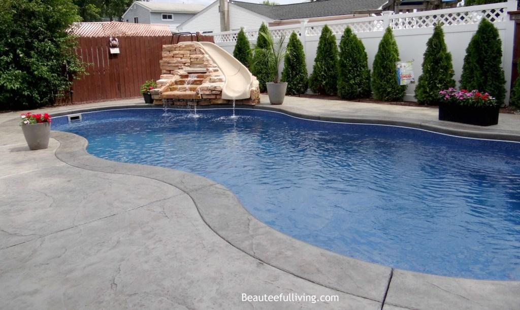 Viking Laguna Inground Pool - Beauteeful Living