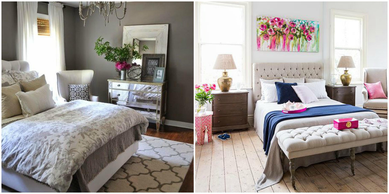 Modern Glam Master Bedroom Makeover ORC Week 2