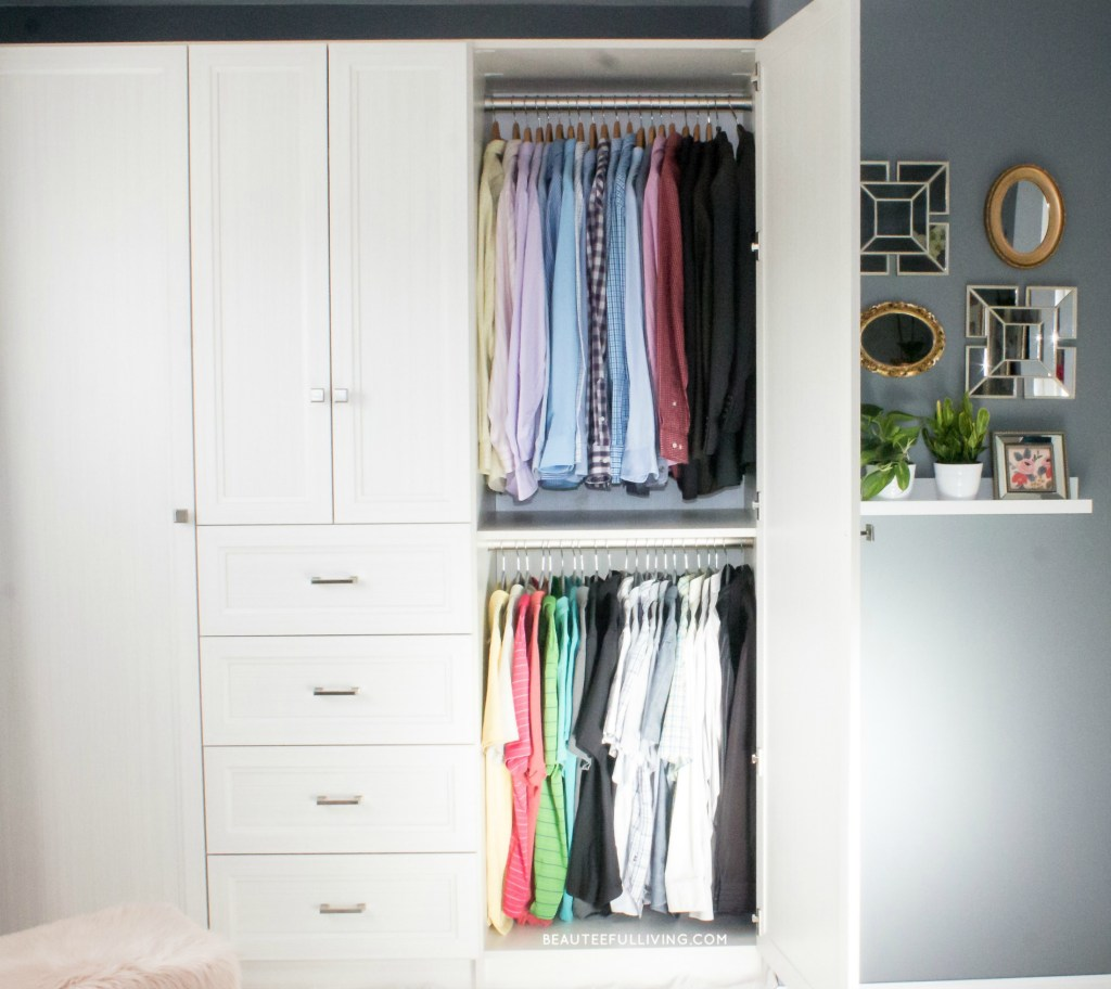 Closet Possible Armoire - Beauteeful Living