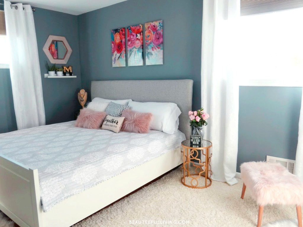 modern-glam-bedroom-makeover-beauteeful-living
