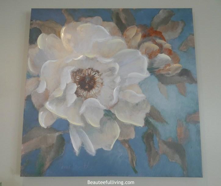 Magnolia Canvas Art