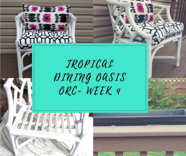 Tropical Dining Oasis - ORC