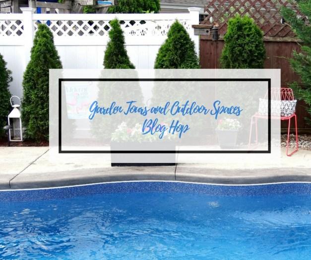Outdoor Spaces Blog Hop