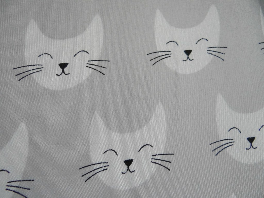 Kitty bed sheets