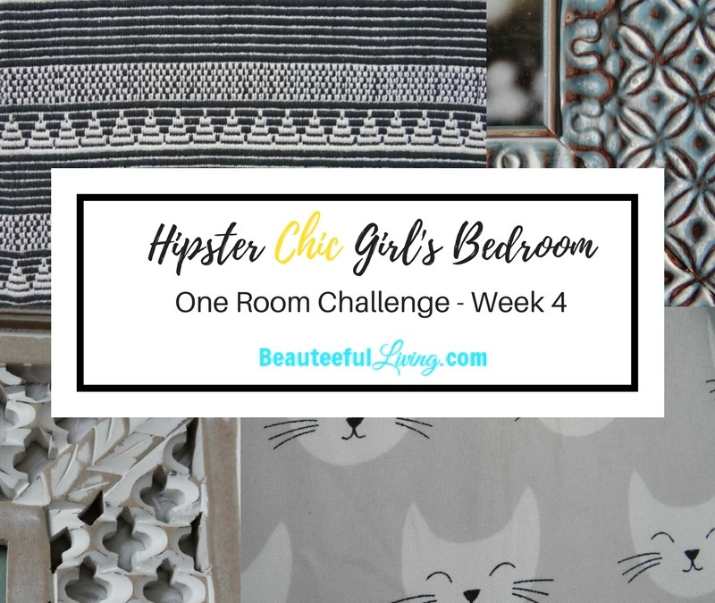 Hipster Chic Girl's Room – ORC Week 4