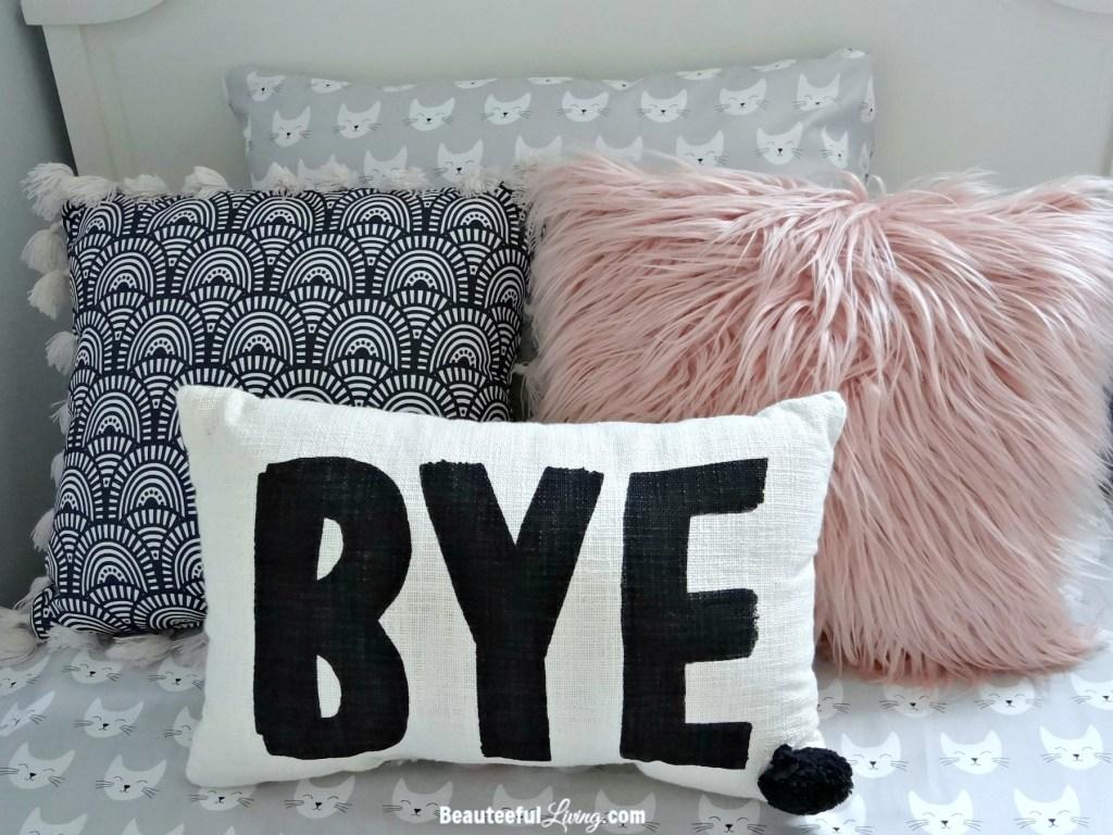 Bye Pillow