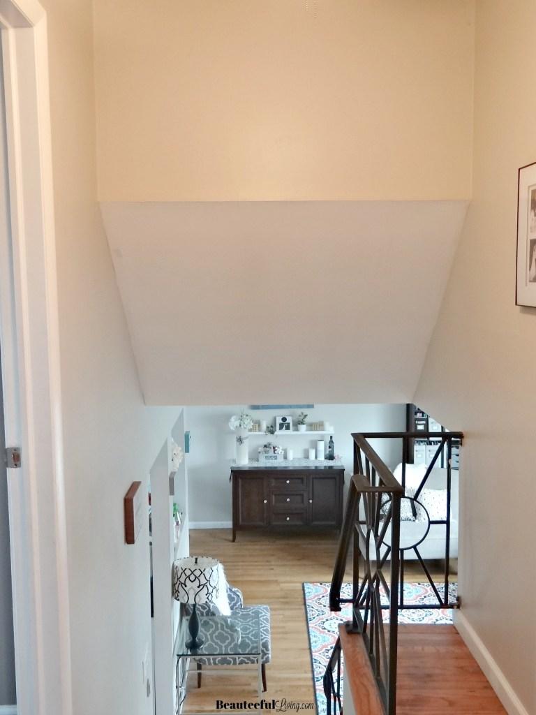 Bedroom Hallway Before Pic