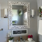 Spa-Inspired Guest Bathroom Reveal – ORC Week 6