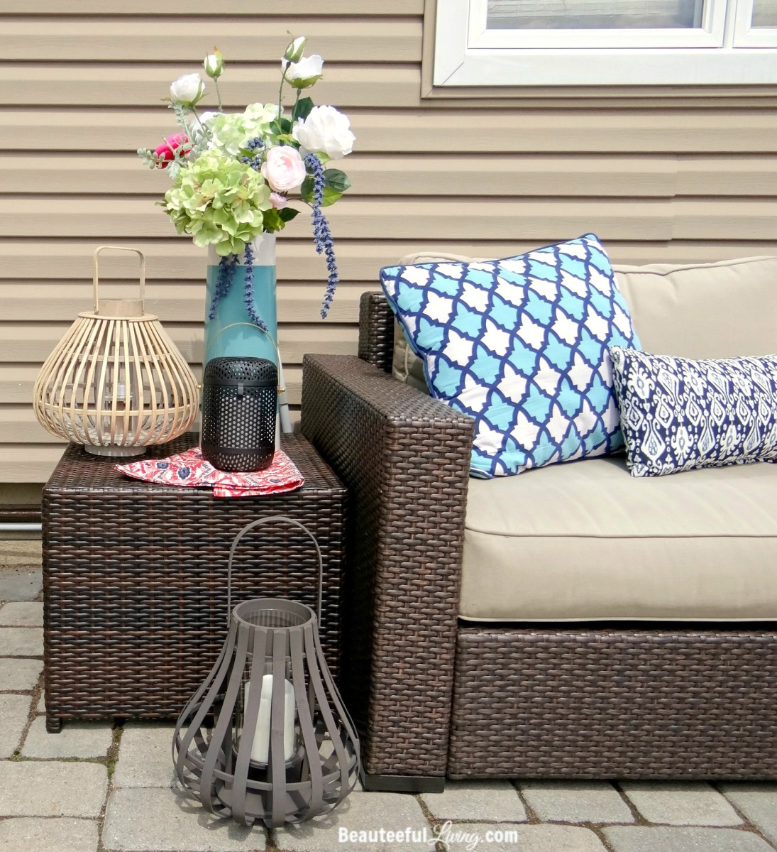 Outdoor Entertaining - Creating a Cozy Vibe