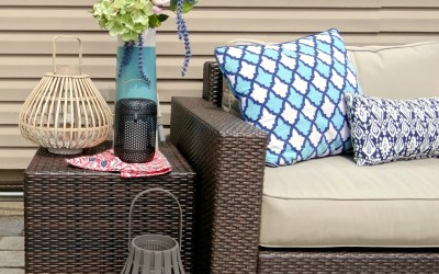Outdoor Entertaining – Creating a Cozy Vibe