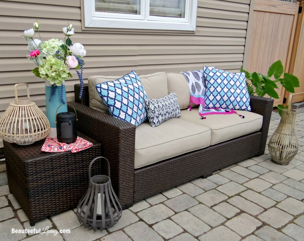 Outdoor Patio Set - Beauteeful Living