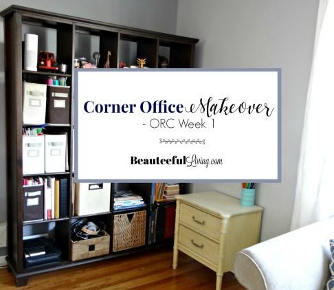 Corner Office - ORC Week1