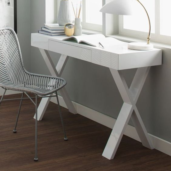 Margaux Writing Desk - Wayfair