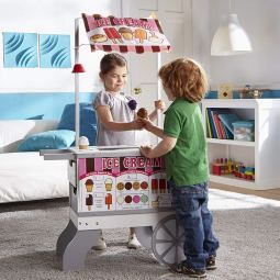 Melissa and Doug Ice Cream and Snack Stand