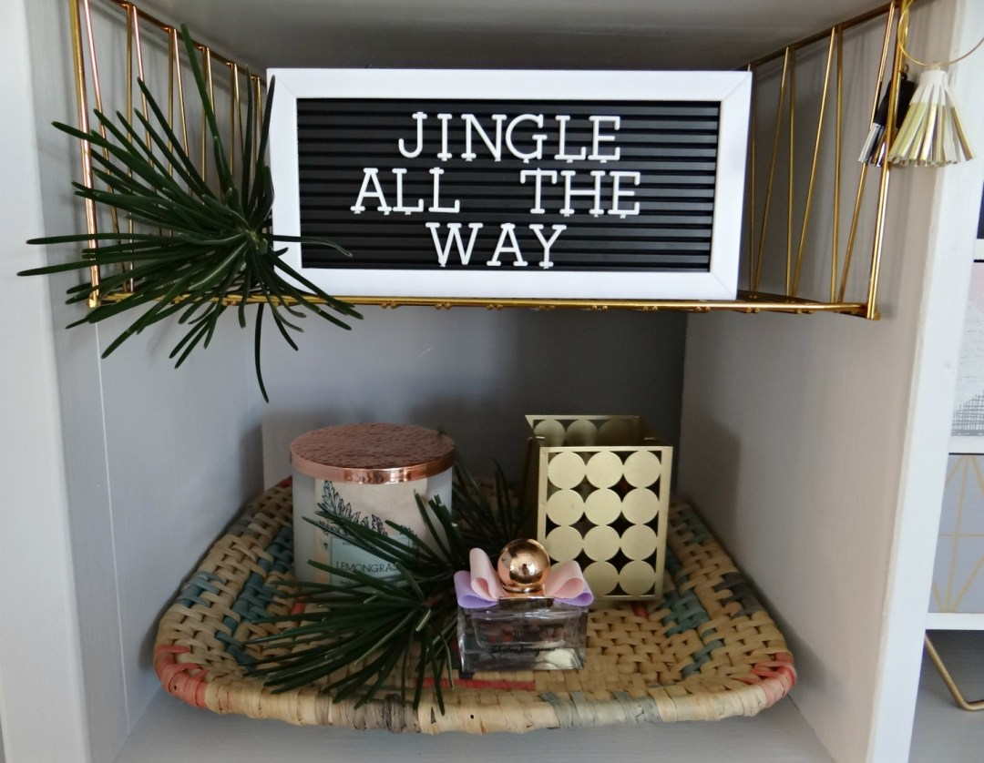 Jingle All The Way Sign