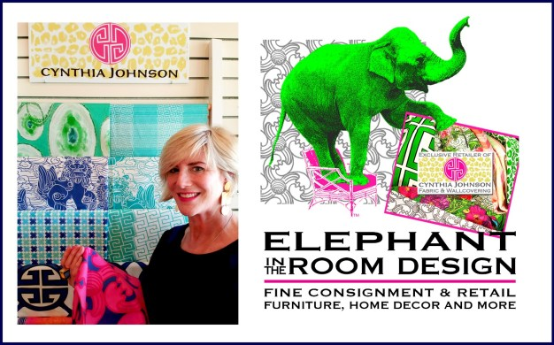 CJ Johnson Design - Elephant in the Room Design
