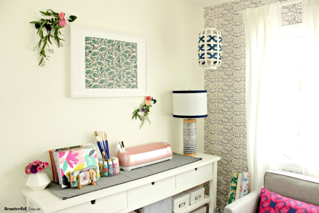 Craft Room Storage - Beauteeful Living