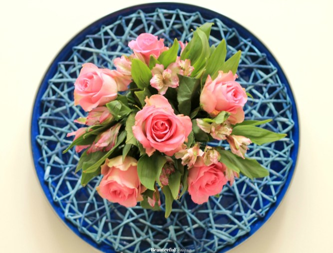 Rose Centerpiece - Beauteeful Living