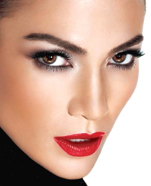 Try At Home Jennifer Lopez39s Holiday Makeup Look L39Oreal
