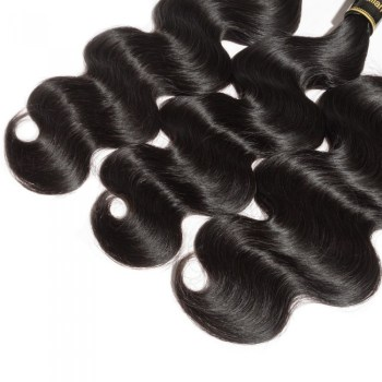 Body Wavy Virgin Brazilian Hair