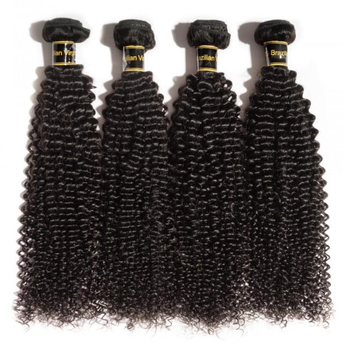 Kinky Curl Virgin Brazilian Hair