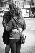 True love exists on the streets and in fairy tales.