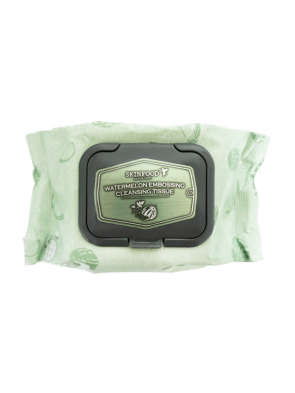Skinfood Watermelon Embossing Cleansing Tissue