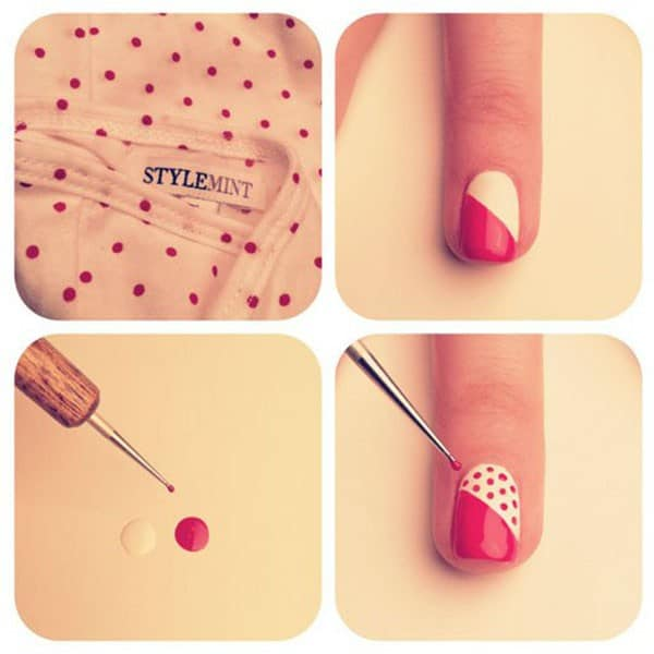 Easy To Do Nail Art Designs Cute Nails