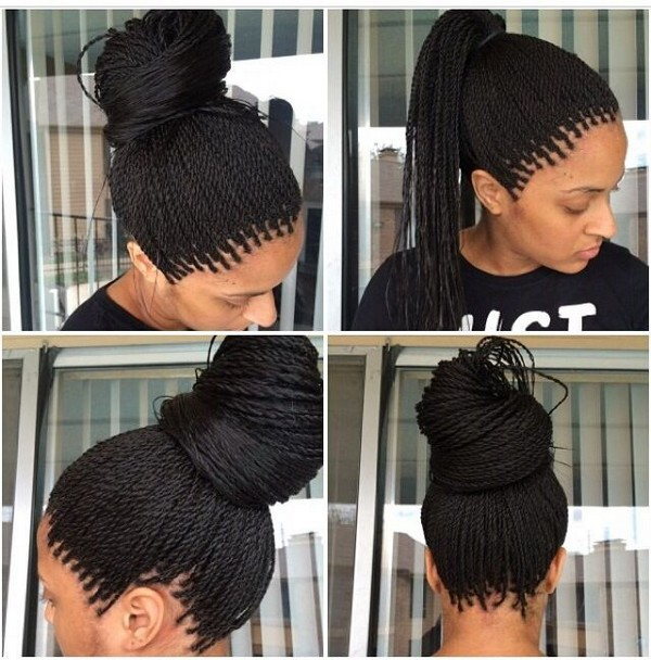 72 Best Micro Braids Hairstyles With Images Beautified Designs