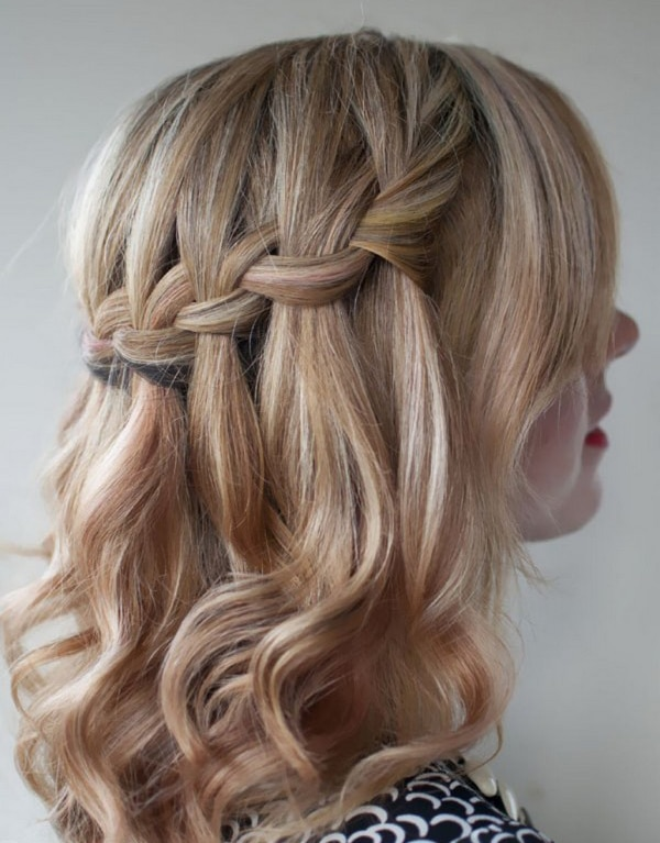 21 Braids For Short Hair With Images Beautified Designs