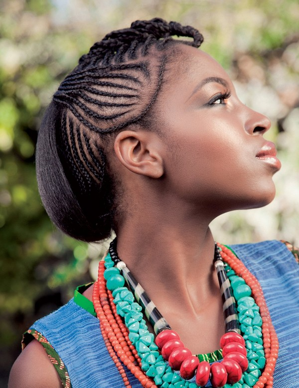 23 Types Of Cornrow Hairstyles With Trending Pictures 2020