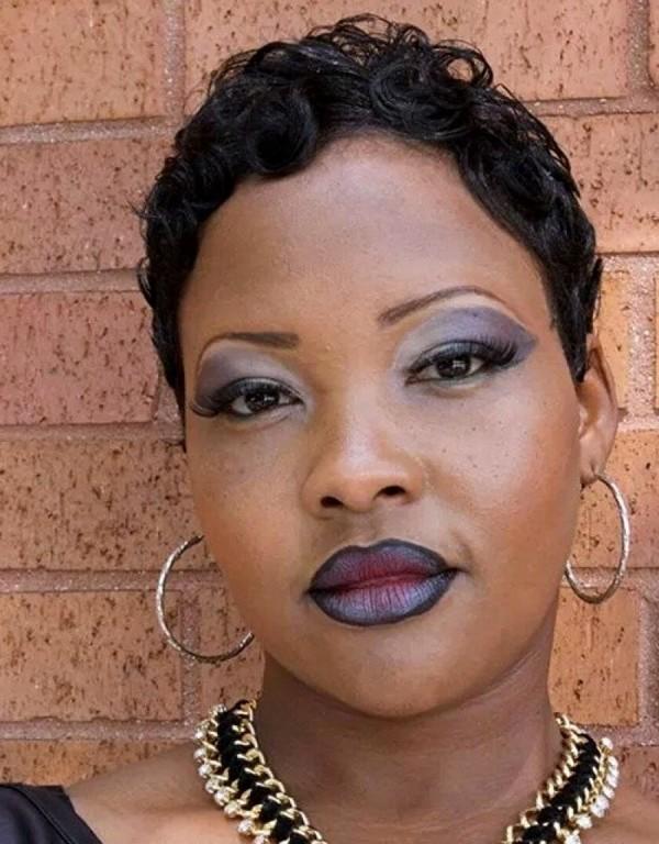 72 Dope Short Hairstyles For Black Women Throwback Magazine
